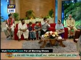 Good Morning Pakistan By Ary Digital - 13th September 2012 - Part 3/4
