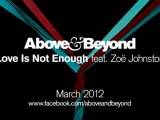 Above _ Beyond feat. Zoë Johnston - Love Is Not Enough(HD).mp4