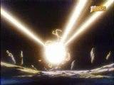 les combats de sangoku 8