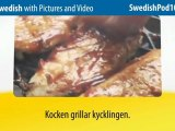 Learn Swedish with Pictures and Video - Swedish Recipes for Fluency