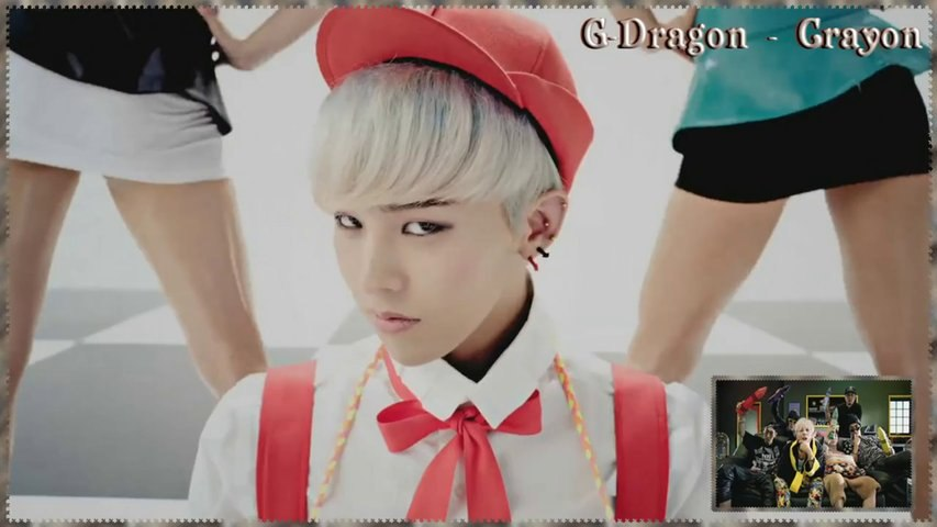 G-Dragon - Crayon(크레용) Full MV k-pop [german sub]