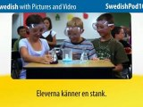 Learn Swedish with Pictures and Video - How to Put Feelings into Swedish Words