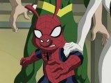 Ultimate Spider-Man with Spider-Ham