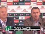 Klaus Allofs: ''Wir fühlen uns als Numemr Eins im Norden''