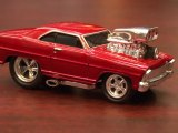 CGR Garage - 1967 CHEVY NOVA Muscle Machines review