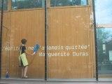 Comment nettoyer une phrase de Marguerite Duras ?
