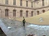 """Louvre : une """"aile de """"libellule"""" pour les arts de l'Islam"""