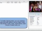 Aura Free Video Converter - Convert Videos to AVI, MP4, WMV, MKV, FLV, SWF or 3GP