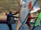 Planche à voile et Surf - La Tranche sur mer - Août 2012
