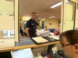 Service d'accueil des urgences de l'hôpital militaire Percy