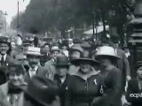 Le défilé de 1919