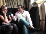 Interview vidéo de Lorie avec Stéphane Larue
