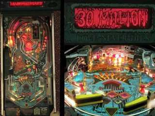 BRAM STOKER'S DRACULA Pinball Machine (Williams 1993) - PAPA video tutorial