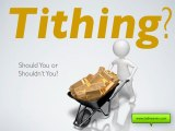 What is Tithing?