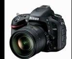 Nikon D600 24.3 MP CMOS FX-Format Digital SLR Camera
