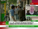 Forbidden Fruit: 'Threatening Iran spurs nuke weapon bid'