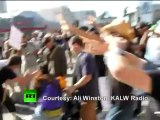 Occupy Oakland General Strike: Video of protests at Whole Foods
