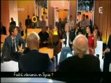 Gérard de Villiers et Bassam Tahhan : la vérité sur la Syrie