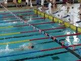 championnat été alsace masters 2012 - série 100m Nage Libre catégorie C3