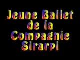 Spectacle du Jeune Ballet de la Compagnie Sirarpi