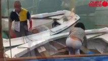 Régate des canots chausiais - Canots