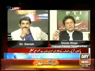 Imran Khan in Sawal Yeh Hai - 25th August 2013