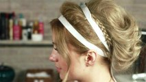 Create A Grecian Updo Hairstyle