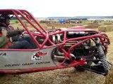 Crawler V8 fête agriculture chatillon sur seine 2013