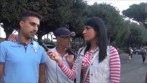 WWW.CITTACELESTE INTERVISTE AI TIFOSI COMPLETO LAZIO UDINESE