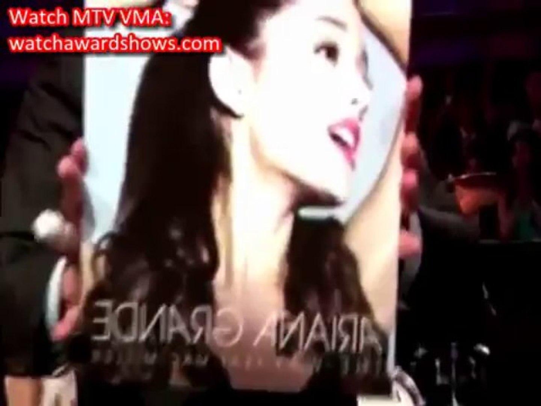 2013 VMAs 2013 VMAs 2013 VMAs 2013 VMAs Ariana Grande The Way live performance MTV VMA 2013849