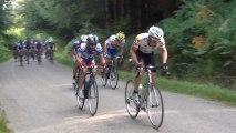 Ronde Sud Bourgogne 2013 - 3ème étape : GENELARD - MONT SAINT VINCENT