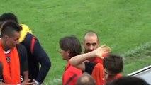 PSG-Valenciennes : 2-1 (CFA)