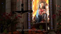 Sardhana-Basilica Of-Our Lady Of Graces-Meerut-9