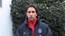 PSG-Drancy : 0-0 (CFA)