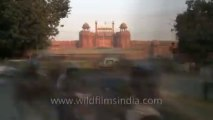 Time lapse-red fort-6