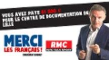 Merci les Français - 61 500 € pour le centre de documentation de Lille - 26/08