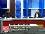 seçimler, siyaset ve ekonomi