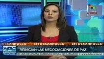 Apoyan FARC EP el Paro Nacional Agrario en Colombia