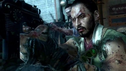 Call of Duty Black Ops 2 - Apocalypse Gameplay
