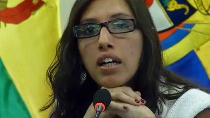 Migraciones e integración regional: Instrumentos en materia migratoria en la CAN y el MERCOSUR - Lucía Alvites