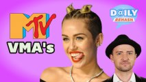 The VMA's Winners and Losers 2013: Miley Cyrus Twerks Robin Thicke | DAILY REHASH | Ora TV