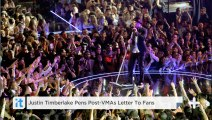 Jessica Biel Celebrates Justin Timberlake's Big Night At 2013 MTV VMAs Afterparty