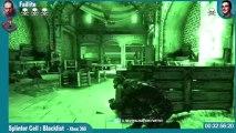 Splinter Cell : Blacklist - Insert Disk #35 - Leçon d'infiltration sur Splinter Cell : Blacklist pour Jean-Marc et Renaud