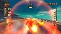 Donkey Kong : Jet Race - Grand Prix de la Jungle : Coupe Topaze (Novice)
