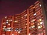Nuisense non-stop barking dog at 200 Woolner Ave, unit #1506 is keeping people up all night!