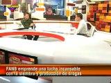 (Vídeo) FANB mantiene lucha frontal contra el narcotráfico