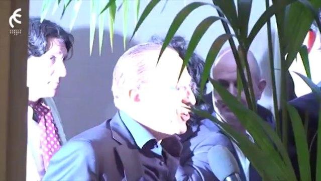 Giulia Deamina intervista Lino Banfi e Paolo Berlusconi