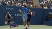 Tennis : la superbe défense de Rafael Nadal
