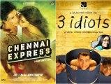 'Chennai Express' finally beats '3 Idiots' Box Office Record  - Bollywood Movies