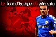 Juan Mata sur le départ, Thauvin à l'OM ? Le Tour d'Europe du mercato !